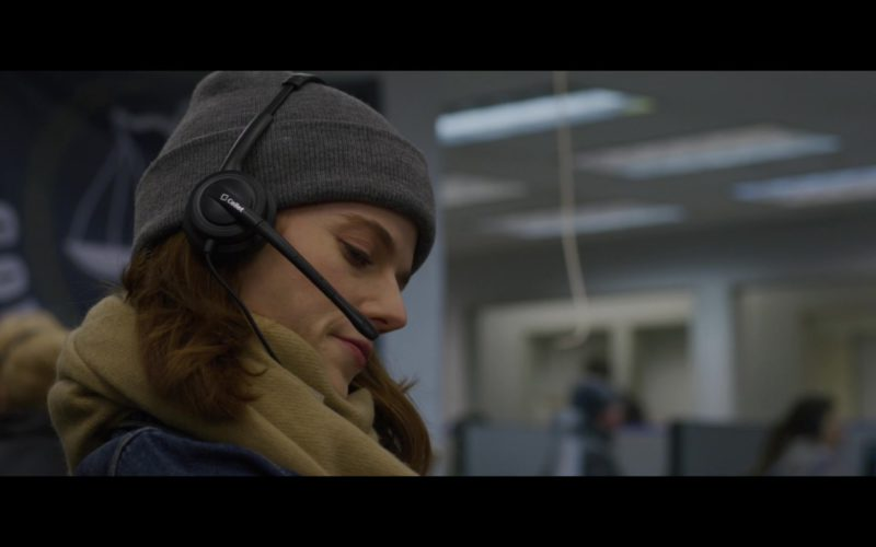 Cellet Headset Used by Rose Leslie in The Good Fight