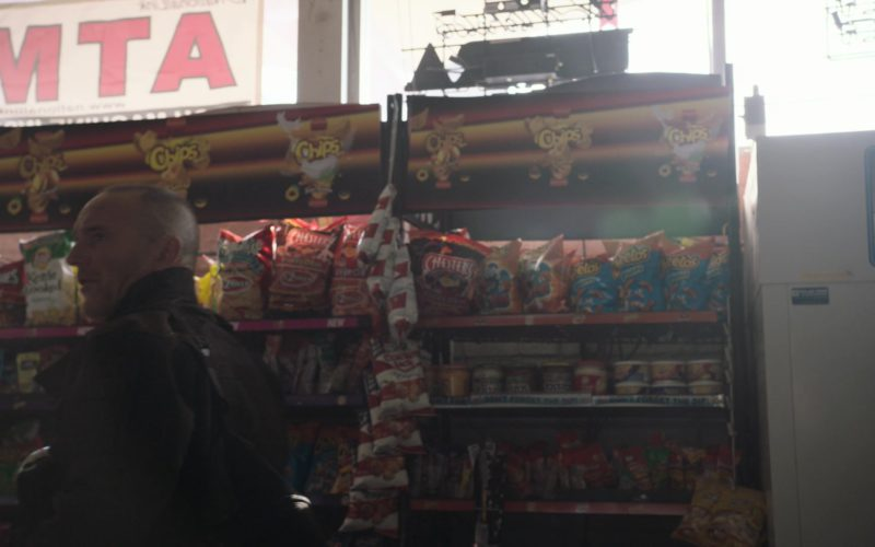 Chester's Hot Fries and Cheetos in Agents of S.H.I.E.L.D.