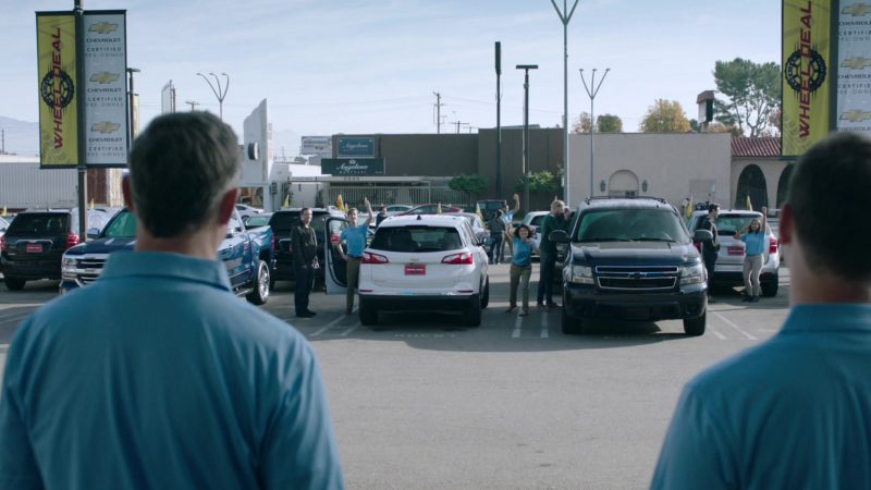 Chevrolet Cars in Good Girls - Season 2, Episode 12, Jeff (2019) - TV Show Product Placement