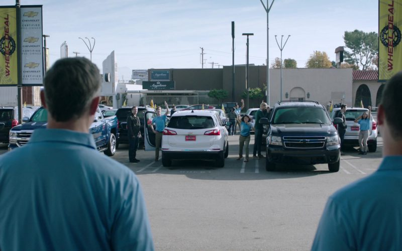 Chevrolet Cars in Good Girls