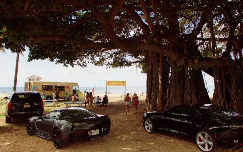 Chevrolet Corvette Stingray Car in Hawaii Five-0 (1)