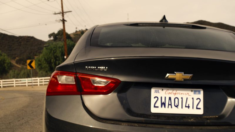 Chevrolet Malibu Car in Sneaky Pete - Season 3, Episode 6 (2019) - TV Show Product Placement
