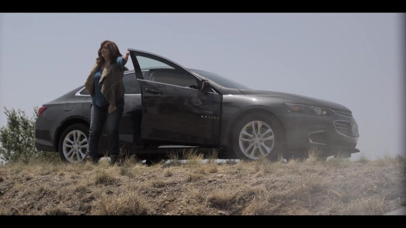 Chevrolet Malibu Car in Walk. Ride. Rodeo. (2019) Movie Product Placement