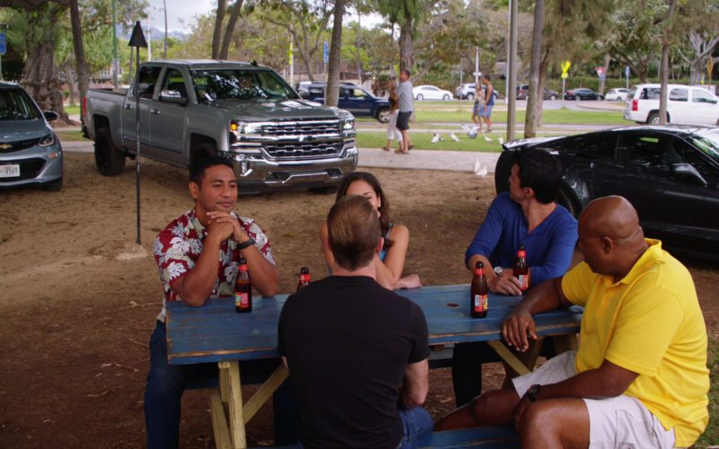 Chevrolet Silverado Pickup Truck in Hawaii Five-0 (1)