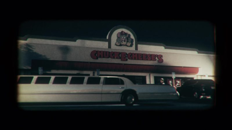 Chuck E. Cheese's Restaurant in The Unauthorized Bash Brothers Experience (2019) - Movie Product Placement