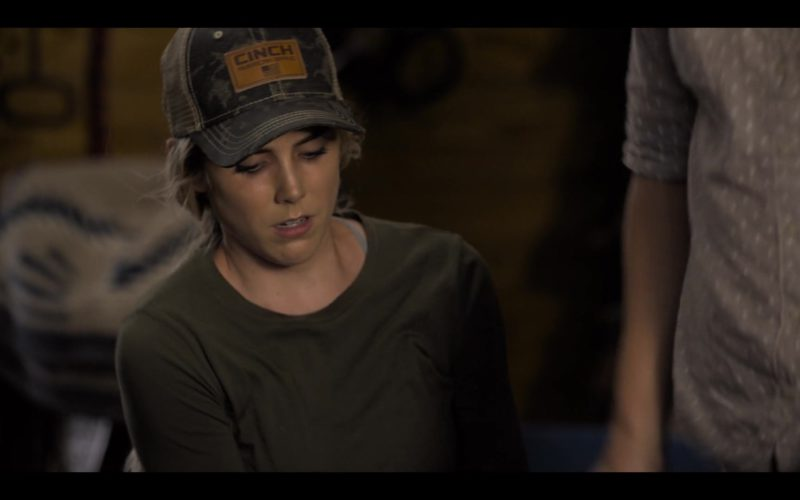 Cinch Cap Worn by Spencer Locke in Walk. Ride. Rodeo. (6)