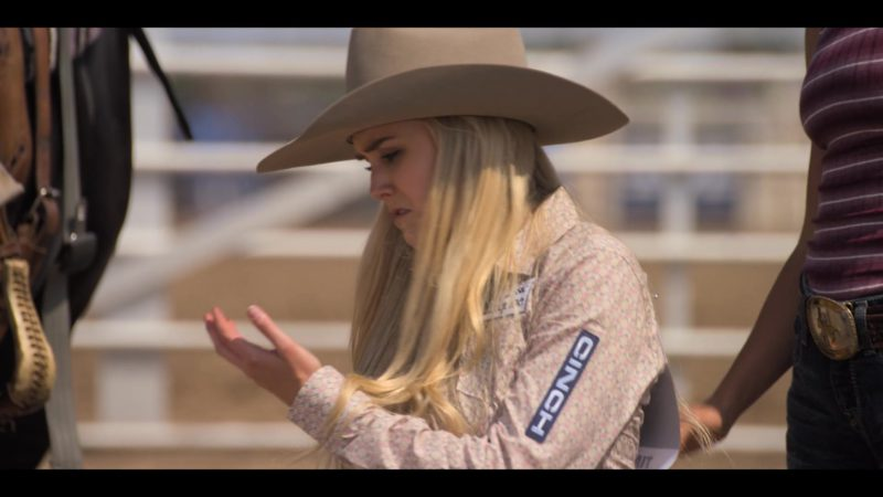 Cinch in Walk. Ride. Rodeo. (2019) - Movie Product Placement