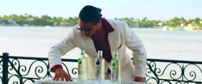 "Ciroc Vodka in ""You Stay"" by DJ Khaled ft. Meek Mill, J Balvin, Lil Baby, Jeremih (2019) - Official Music Video Product Placement"