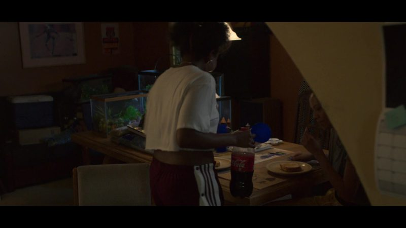 Coca-Cola Bottle in Chambers - Season 1, Episode 2, Right to Know (2019) - TV Show Product Placement