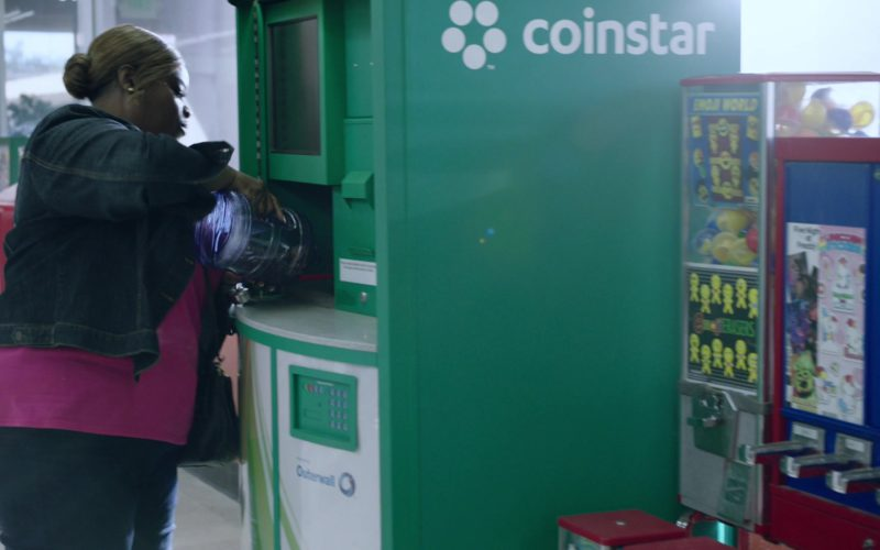 Coinstar Machine in Good Girls (1)