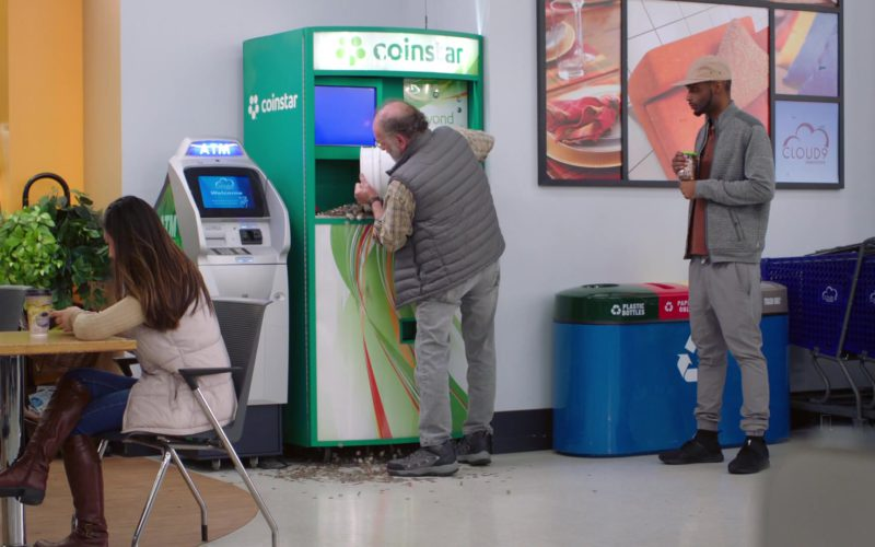 Coinstar in Superstore