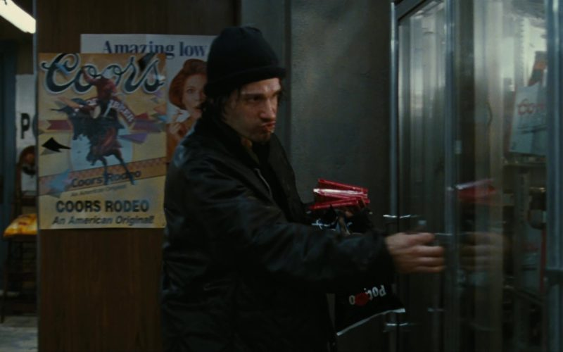 Coors Beer Poster in The Crow (1)