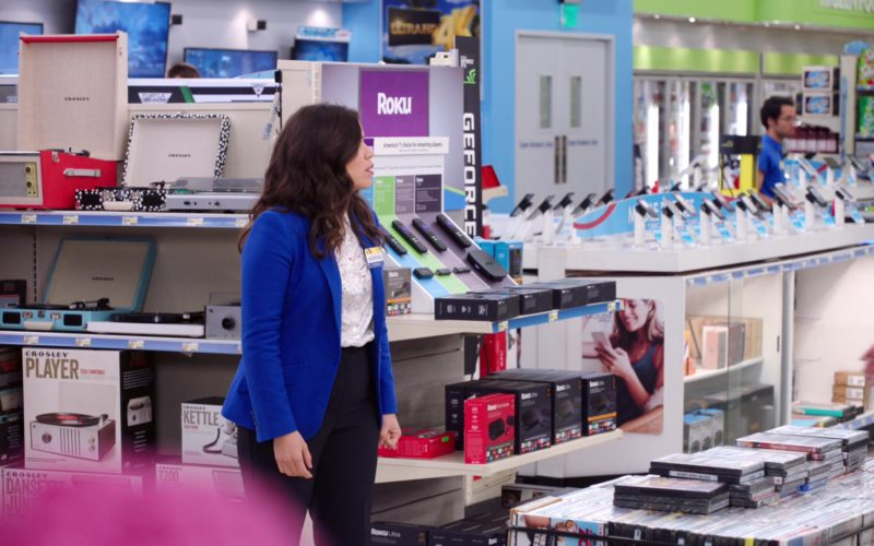Crosley and Roku Players in Superstore