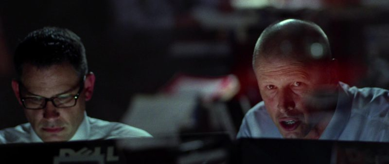 DELL Computer Monitors in Olympus Has Fallen (2013) Movie Product Placement