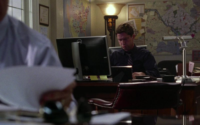 Dell All-In-One Computer Used by Gerard Butler in Olympus Has Fallen (1)