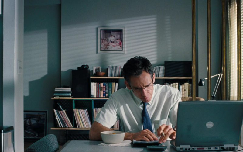 Dell Notebook Used by Ben Stiller in The Secret Life of Walter Mitty (1)