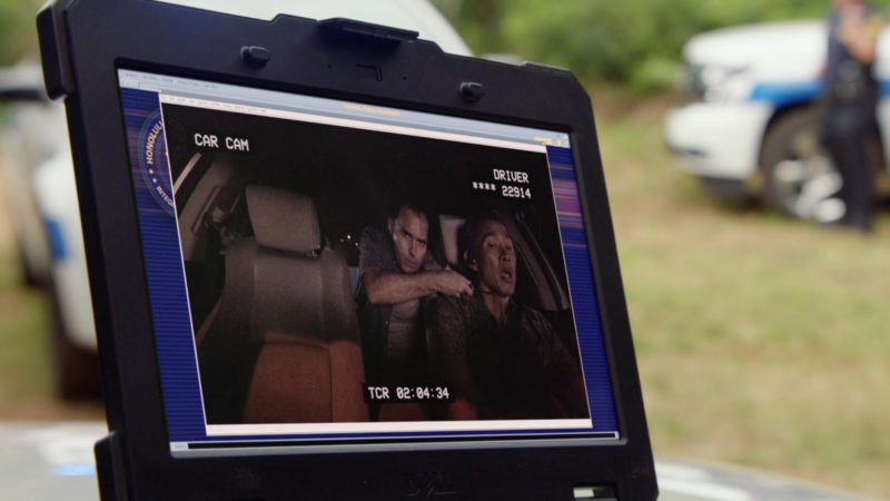 Dell Notebook in Hawaii Five-0 – Season 9, Episode 23 (2019) - TV Show Product Placement