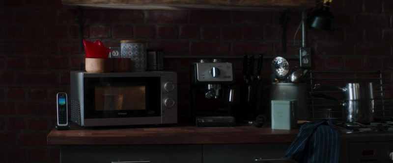 Dimplex Microwave in Greta (2018) Movie Product Placement