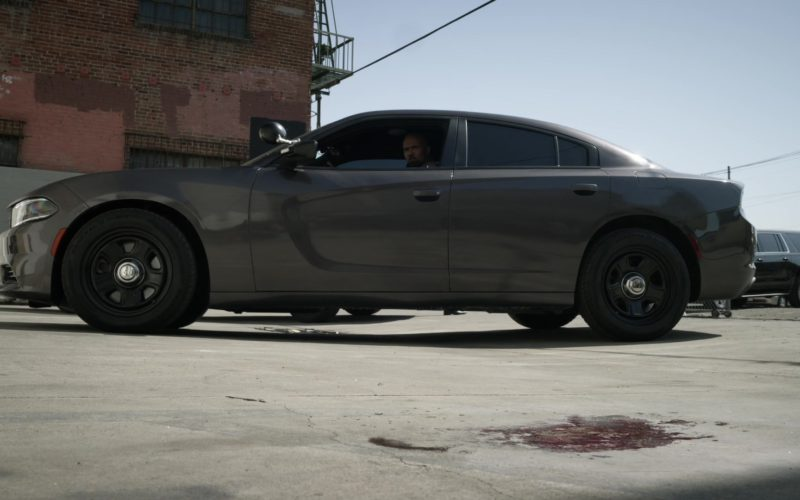 Dodge Charger Car in S.W.A.T (1)