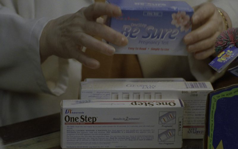 Duane Reade One Step Pregnancy Tests in Godzilla