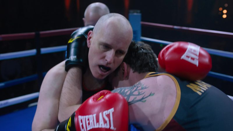 Everlast Boxing Gloves Worn by Kelly AuCoin (Dollar Bill Stearn) in Billions - Season 4, Episode 8, Fight Night (2019) - TV Show Product Placement