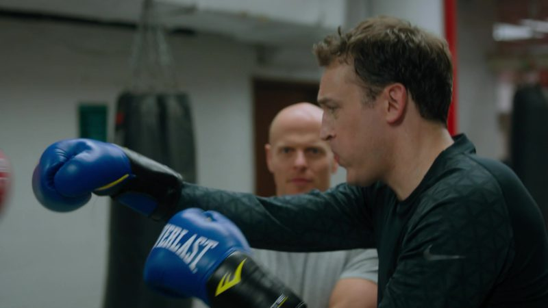 Everlast Gloves and Nike Top Worn by Dan Soder (Mafee) in Billions - Season 4, Episode 8, Fight Night (2019) - TV Show Product Placement