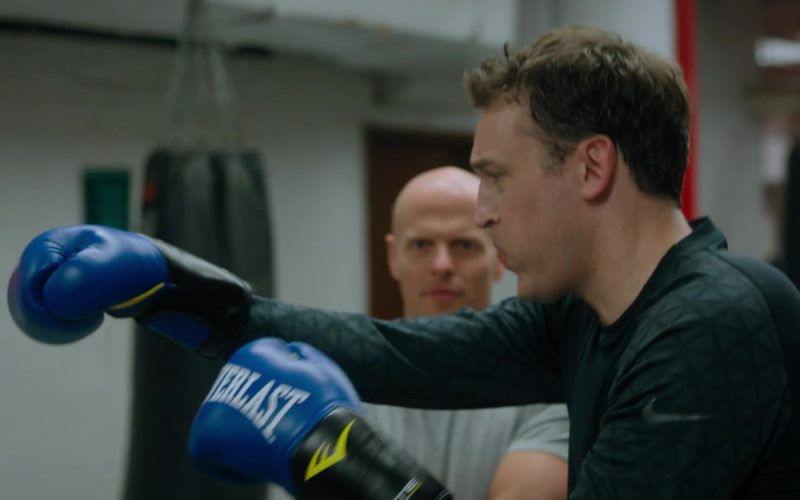 Everlast Boxing Gloves and Nike Top Worn by Dan Soder (Mafee) in Billions