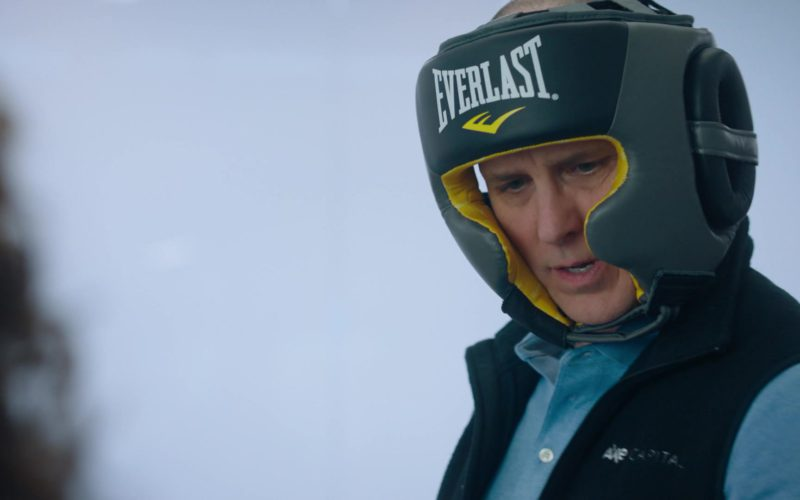 Everlast Boxing Protective Headgear Worn by Kelly AuCoin (Dollar Bill Stearn) in Billions (5)