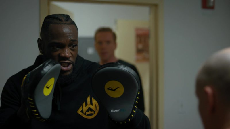 Everlast Boxing Punch Mitts in Billions - Season 4, Episode 8, Fight Night (2019) TV Show Product Placement