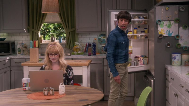 Farmland Milk, Skim Plus in The Big Bang Theory - Season 12, Episode 23, The Change Constant (2019) - TV Show Product Placement