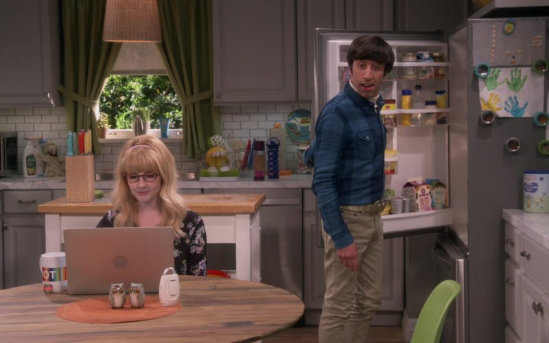 Farmland Milk, Skim Plus in The Big Bang Theory