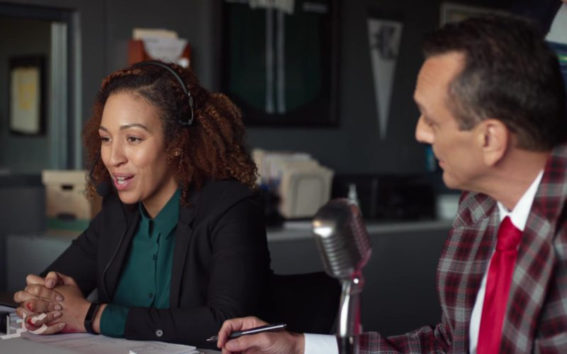 Fitbit Alta HR Activity Tracker + Heart Rate Worn by Tawny Newsome in Brockmire