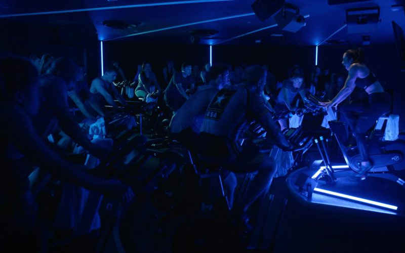 Flywheel Indoor Cycling Studio (METHOD 45) in Billions (2)