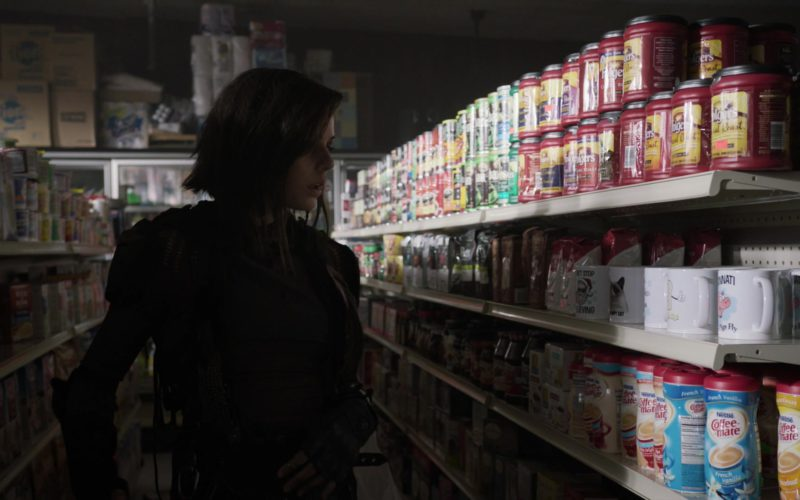 Folgers and Nestle Coffee Mate in Agents of S.H.I.E.L.D (1)