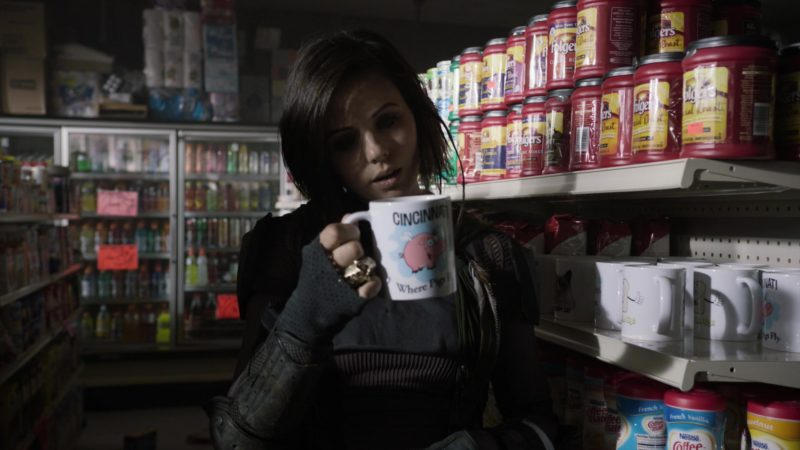 Folgers and Nestle Coffee Mate in Agents of S.H.I.E.L.D. - Season 6, Episode 2, Window of Opportunity (2019) TV Show