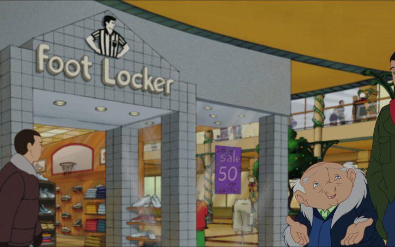 Foot Locker Store in Eight Crazy Nights (1)