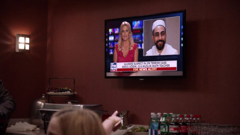 Fox News Live in Veep - Season 7, Episode 7 (2019) - TV Show Product Placement