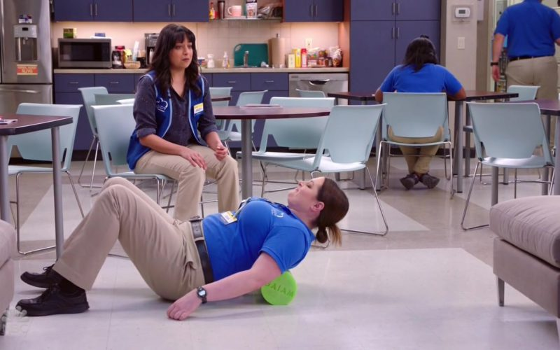 Gaiam (Green) Used by Lauren Ash in Superstore (1)