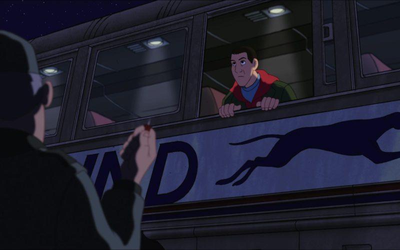 Greyhound Bus in Eight Crazy Nights (3)