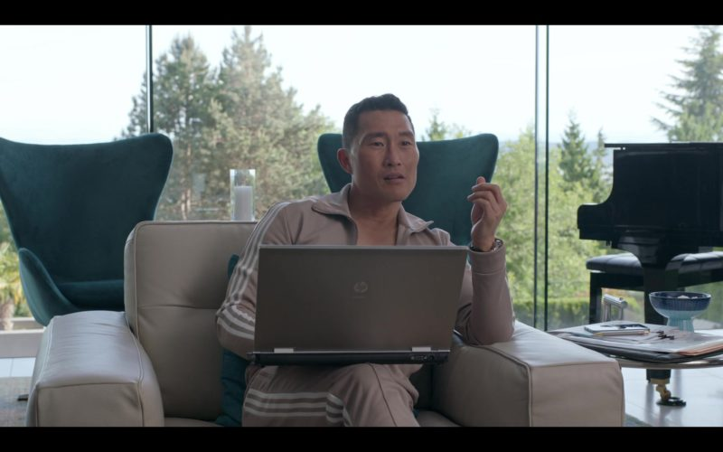 HP Laptop Used by Daniel Dae Kim in Always Be My Maybe