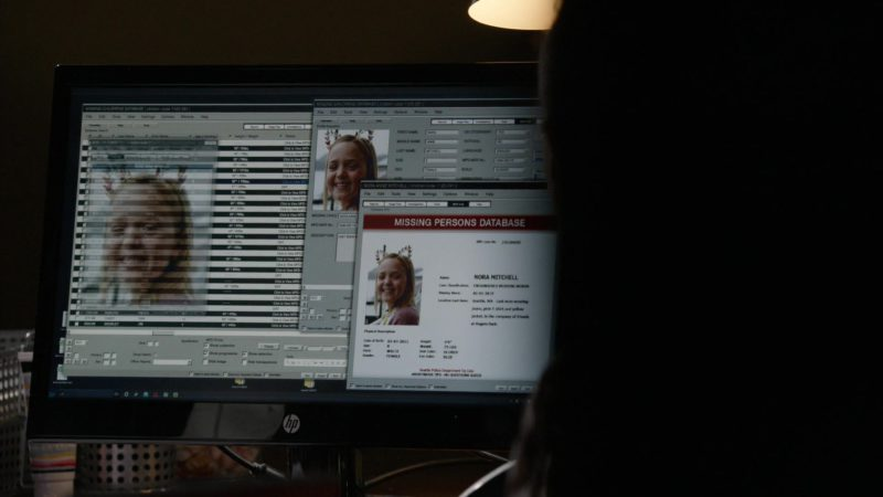 HP Monitor in The Blacklist - Season 6, Episode 20, Guillermo Rizal (2019) - TV Show Product Placement