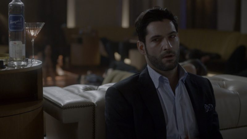 Hangar 1 Vodka in Lucifer - Season 4, Episode 5, Expire Erect (2019) - TV Show Product Placement