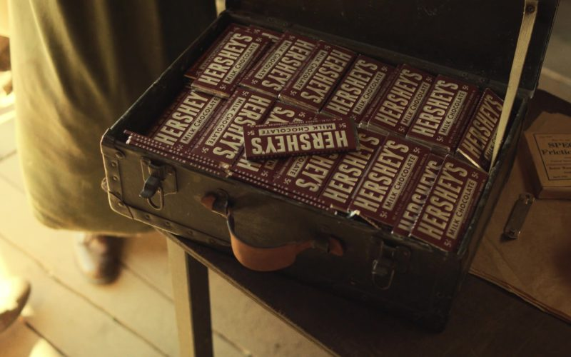 Hershey's Chocolates in Catch-22 – Episode 1