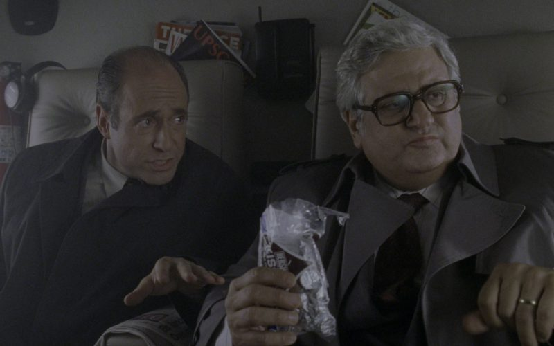 Hershey's Kisses Chocolate Candies Held by Michael Lerner in Godzilla