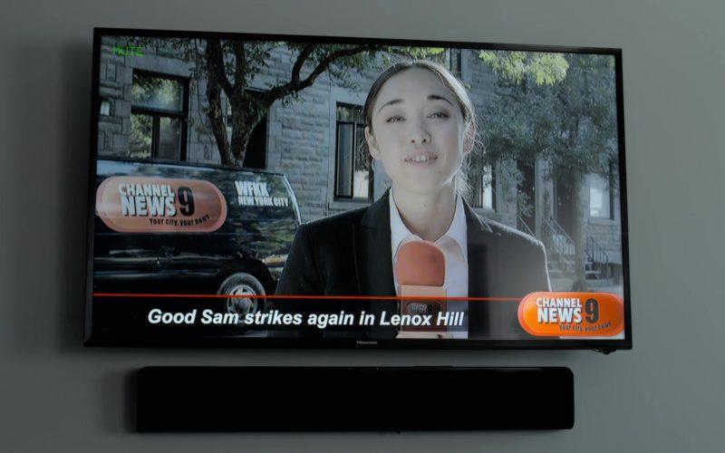 Hisense TV in Good Sam