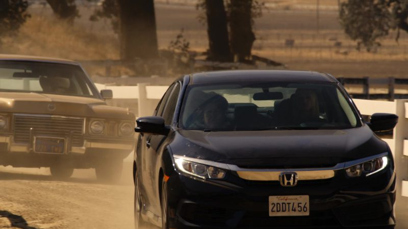 Honda Civic Car in Sneaky Pete - Season 3, Episode 7 (2019) - TV Show Product Placement