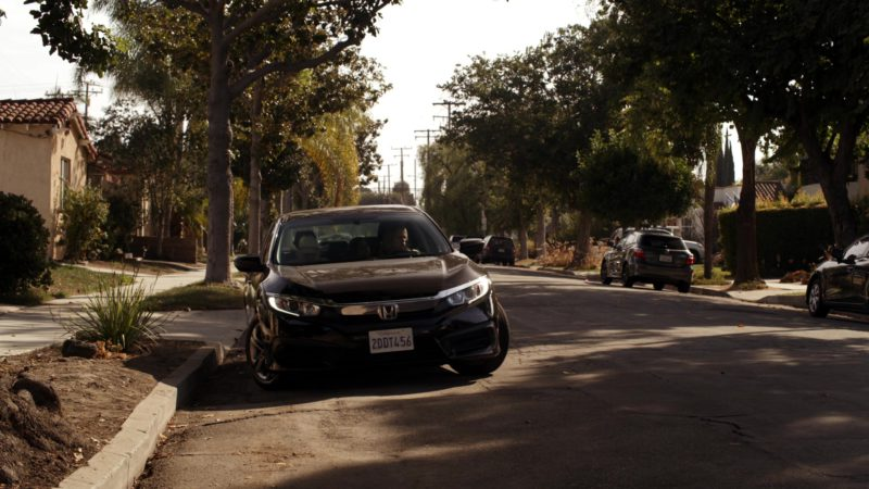 Honda Civic in Sneaky Pete - Season 3, Episode 6 (2019) - TV Show Product Placement