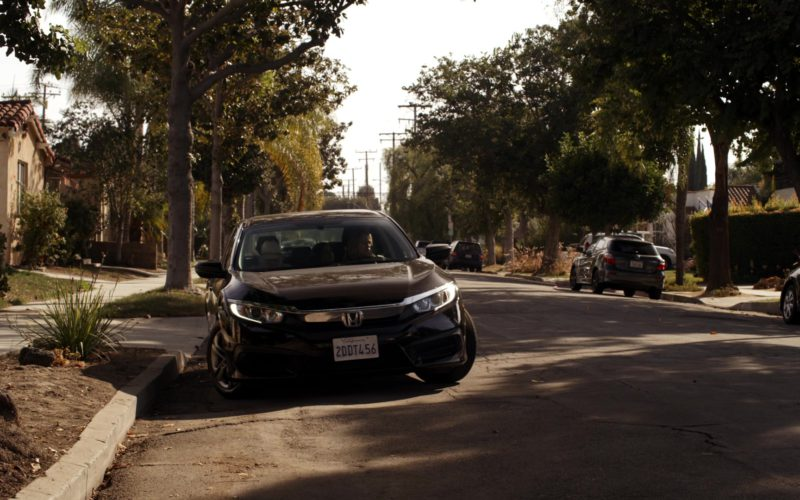 Honda Civic in Sneaky Pete (1)