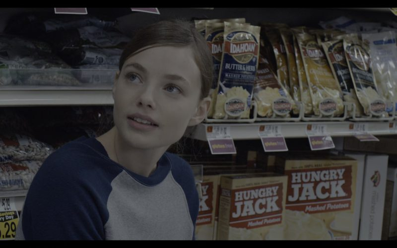 Idahoan and Hungry Jack Mashed Potatoes in The Society (1)