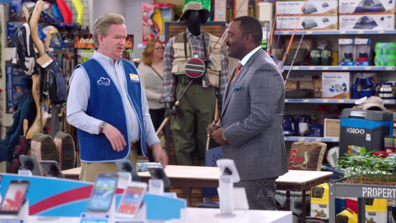 Igloo Coolers in Superstore - Season 4, Episode 18, Cloud Green (2019) TV Show Product Placement